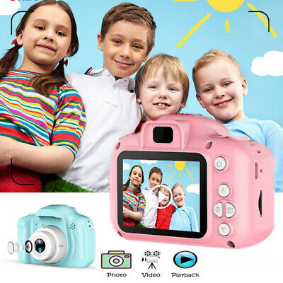 Kinderkamera Digitalkamera für Kinder Foto Full-HD 1080p 2mp Geburtstagsgeschenk