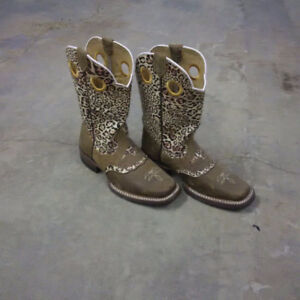 New Western Cowboy Boots