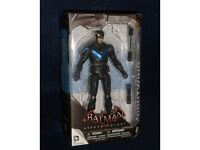 "Batman Arkham knight ""nightwing"" figure"