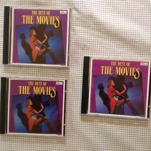 CD musique de films