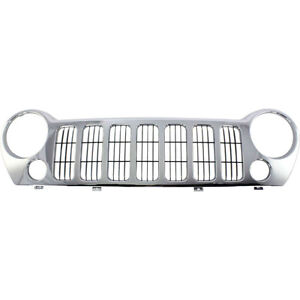 2005 2006 2007 JEEP LIBERTY GRILLE CH1200289 55156805AF