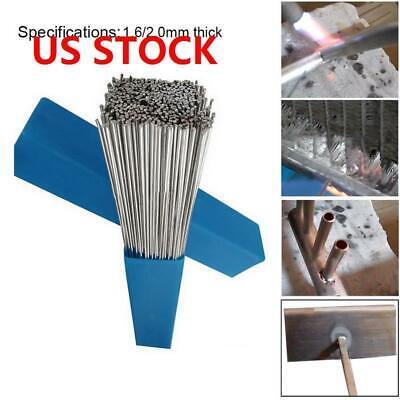 20pcs Aluminium Weldingbrazing Durafix Temp Low Repair Brazing Rods Easyweld