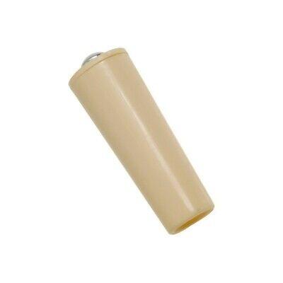 Tope Persiana Con Tornillo 60 mm. Marfil