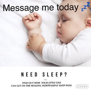 Need Sleep? Baby/toddler sleep coach