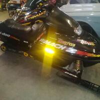 Ski-doo Mach Z 800 Triple 1998
