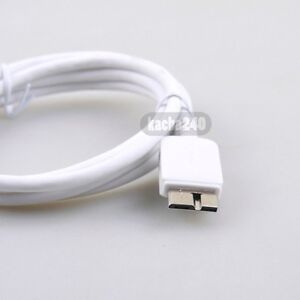 SAMSUNG USB 3 DATA CABLE FAST CHARGER FOR GALAXY S5 & NOTE 3 Regina Regina Area image 3