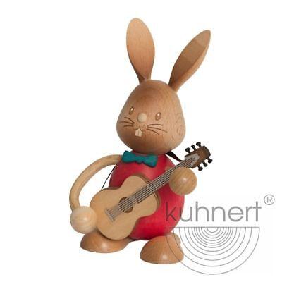 Kuhnert Osterhasen Stupsi Hase mit Gitarre, 52227