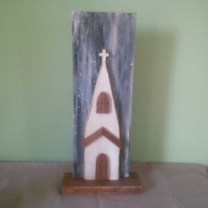 Handcrafted Rustc Church Belleville Belleville Area image 1