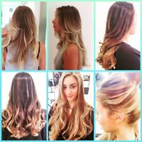 BALAYAGE COLOUR SERVICES AVAILABLE
