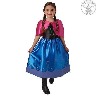 RUB 3620977 Disney Kinder Kostüm Anna Classic Frozen Eiskönigin Kleid Prinzessin