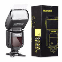 VK750 II i-TTL Speedlite Flash with LCD Display for Nikon