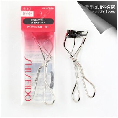 Shiseido Japan Classic No.1 Eyelash Curler With One Refill Pad No.213 Japan F134 - Curl Wimpernzange Refill Pads