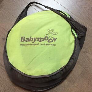 Tente UV pour la plage BabyMoov