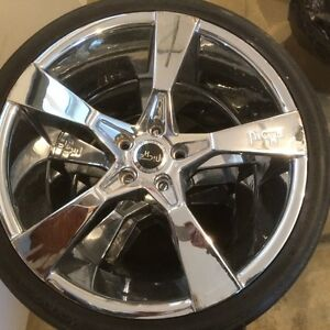 Tires and wheels. Fit cadillac CTS
