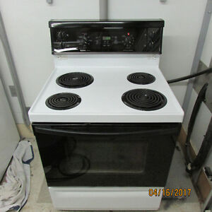 STOVE ... SELF CLEAN ... CONVECTION