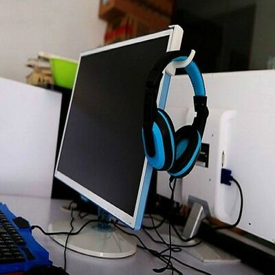 Gaming Headset Holder Wall PC Monitor Best Portable Headphones Stand