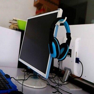 Gaming Headset Holder Wall PC Monitor Fashion Portable Headp