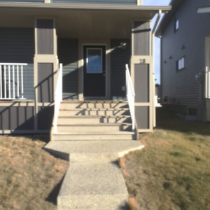 3 year old house in Fireside, Cochrane for rent