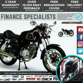 AJS Clubman EFI 125cc Cafe Racer latest Model *FINANCE & DELIVERY AVAILABLE*