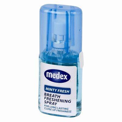 1 Fresh Mint Breath Freshner Mouth Spray Bad Breath Long