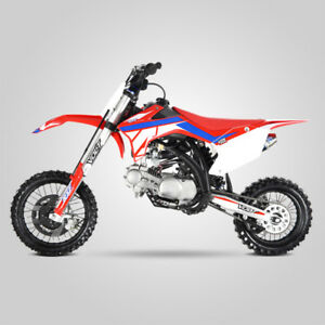 Motocross francais Apollo RXF open 140