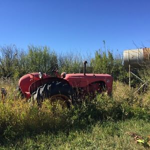 SOLD  4 Antique Tractors for sale