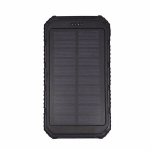2 - USB Portable Solar Powered Batteries for Sale