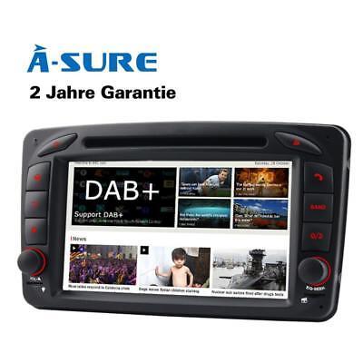Für Mercedes Benz C Klasse Autoradio DVD GPS W203 CLK W209 W463 W639 Vito RDS online kaufen