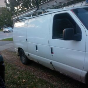 2006 Ford E-150 Cargo Van  New price 1200obo