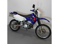SUZUKI DRZ400-S. ONLY 8622 MILES. STAFFORD MOTORCYCLES LIMITED