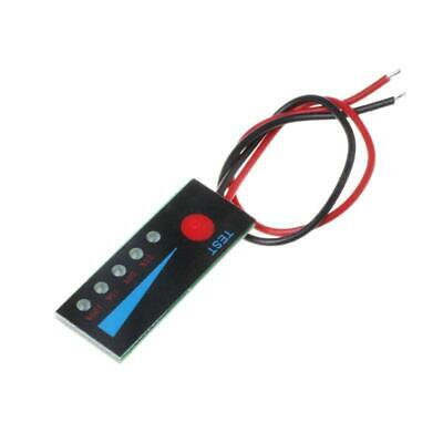3.7v For Led Voltage Display Meter Li-ion Battery Power Level Indicator Module