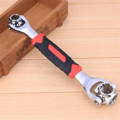 Tiger Wrench 48 IN 1 Tools Socket Best Dog Bone Metric Wrench Multi-function
