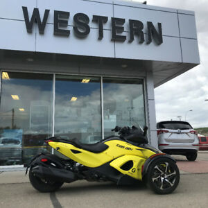 2014 Can Am Spyder RS-S