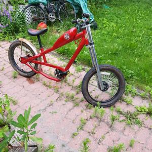 West coast chopper  teen(small adult) bike