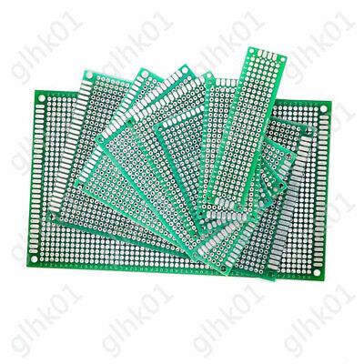 Fr4 Single Double Side Prototype Universal Pcb Circuit Board 2080-120180mm