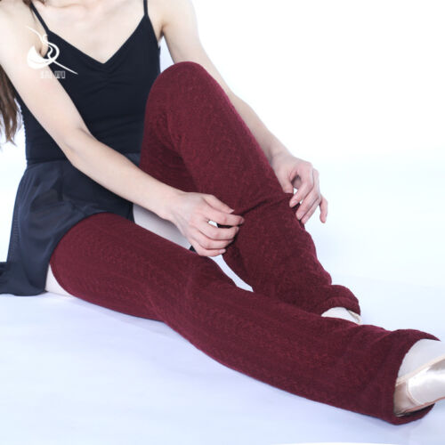 Long Leg Warmer High Quality Warm Ups Ballet Dance Leg Warmer Baiwu 117146013