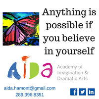 Self Confidence, Public Speaking-Drama Club & Workshops