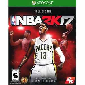 NBA 2K17 (Xbox One) Oakville / Halton Region Toronto (GTA) image 1