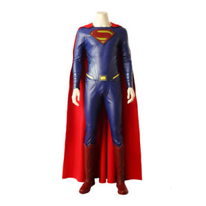 DC Justic League Superman cosplay costume