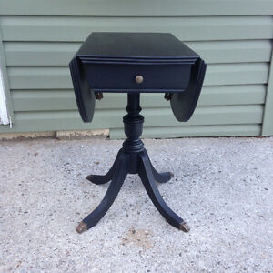 Duncan Phyfe Small Drop Leaf Table - SUMMER END SALE