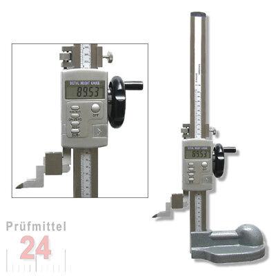 Höhenreisser Höhenanreisser Anreißgerät digital mit Stellrad 300mm NEU