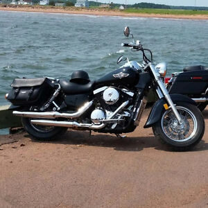For sale or trade: 2006 kawasaki vulcan classic 1500
