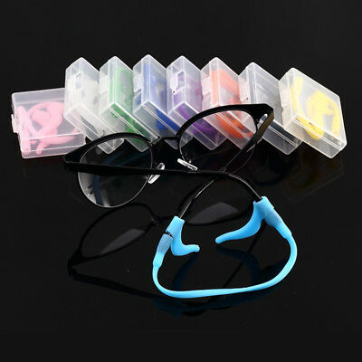 Child Silicone Band Strap Ear Hooks Sports Glasses Eyeglass Holder (Baby Glasses Strap)