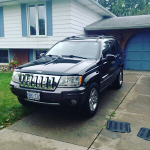 2004 Jeep Grand Cherokee Columbia SUV, Crossover