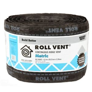 Roll Vent