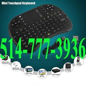 Mini Wireless Keyboard 2.4G Touchpad Keyboard PC Android TV