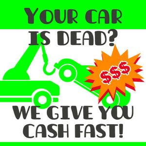 Scrap cars WANTED! We offer up to $ 1000 *CASH!