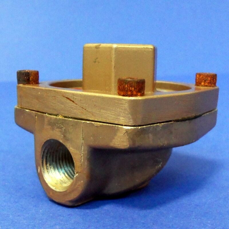 PARKER 1/4IN. NPT 3/8IN. NPT QUICK EXHAUST/SHUTTLE VALVE 3340