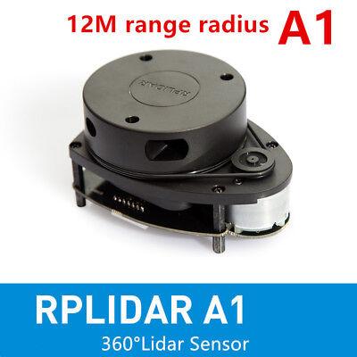 Rplidar A1 360 Degree Radar Laser Scanner 6m Distance Winder Rangefinder Module