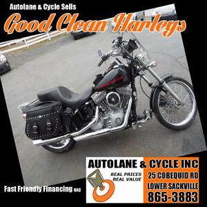 ♠ 2007 Harley Davidson Softail  LOADED UP Only $9995 Smart BUY!